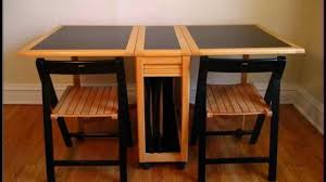 Breathtaking Collapsible Kitchen Table And Chairs Photo Ideas - Collapsible kitchen table