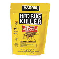 Bed Bug Sprays Harris 32 Oz Diatomaceous Earth Bed Bug Killer Earth Helpful