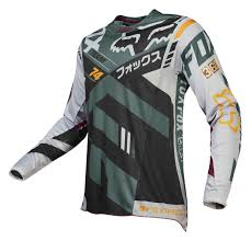 fox motocross jerseys fox racing 360 divizion le jersey revzilla