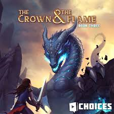 the crown the book 3 choices choices stories you play