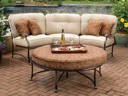Curved Patio Sofa Outdoor Seating Sets Outdoor Sofas Chairs Lounge