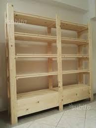 scaffali fai da te allestimento arredamento negozio scaffali legno giardino e fai