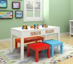 dreamfurniture com paul frank table 2 stools bench