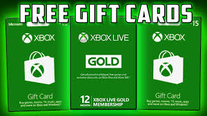 xbox live gift card working 2018 how to get free xbox gift cards easy no surveys
