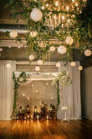 wedding arches with lights 30 winter wedding arches and altars to get inspired crazyforus
