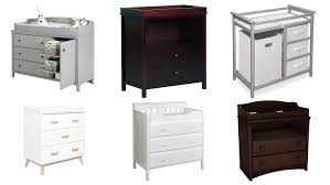 dresser with removable changing table top top 10 best changing tables with drawers heavy com