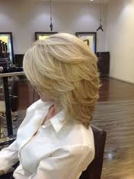 back view of medium styles medium length layered hairstyles back view google search hair