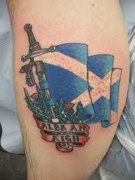 Scottish Flag Tattoo Mcintosh Scottish Tattoos Pictures To Pin On Pinterest Tattooskid