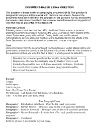 describe thesis unit 7 dbq 2