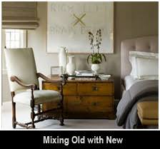 how to mix old and new furniture mixing decors effectively