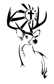 deer tattoo by goalie41 on deviantart