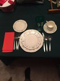 how to set table how to formally set a table 5 steps