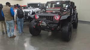 custom jeep bumper baltimore auto show