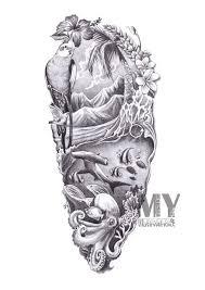 Tattoos Shading Ideas 19 Best Tattoo Images On Pinterest Ocean Tattoos Draw And Ideas