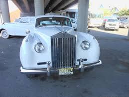 rolls royce classic limo antique for sale 1960 rolls royce silver cloud in hillside nj