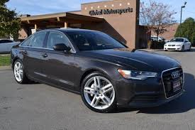 vehicle details 2014 audi a6 at coolsprings brentwood global