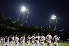 yankee stadium home run lights in puerto rico stadium lights glow homes do not the new york times