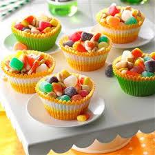 Halloween Treats Sweet U0027n U0027 Spicy Halloween Munch Recipe Taste Of Home
