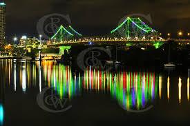 qb0161 lights story bridge brisbane by owen
