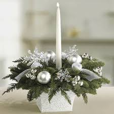 Table Decorations For Christmas The 25 Best Christmas Table Centerpieces Ideas On Pinterest Diy