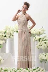 robe temoin de mariage robe longue pour témoin de mariage en dentelle chagne persun fr