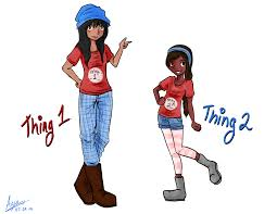 thing 1 and thing 2 wordy u0026 nerdy