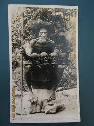 headhunter igorot tribe banaue luzon philippines photograph