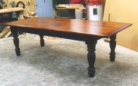 Black Farmhouse Table Vermont Made Farmhouse Tables