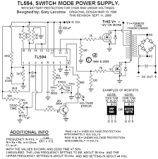 Simple Circuit Diagrams Beginners Switching Power Supply Page 3 Power Supply Circuits Next Gr