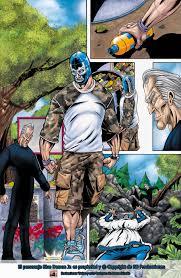 color test page blue demon by aladecuervo on deviantart