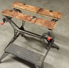 my vintage black and decker workmate 625 with the distinctive