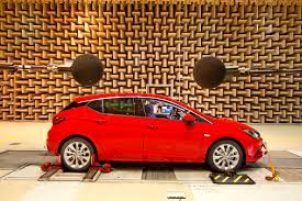 opel orange the sound of a quantum leap the new opel astra in the acoustic lab
