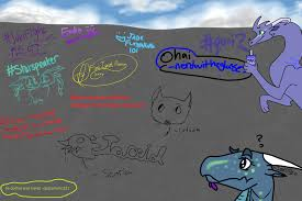 Graffiti Meme - graffiti wall meme by wings of fire music on deviantart