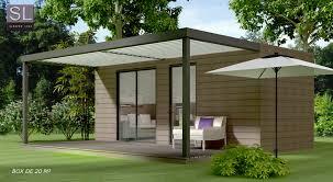 bureau de jardin design besoin d un espace à vivre en plus posez un bureau une chambre