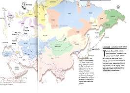 World Language Map by Australia U0026 Papua New Guinea Archives Languages Of The World