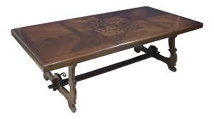 artitalia northern italian baroque style table chairish