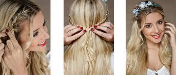 Frisuren Zum Selbermachen Offene Haare by Dirndl Frisuren Offene Haare Schöne Neue Frisuren Zu Versuchen