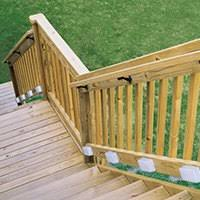 Replacing Banister Spiral Staircase Kits Stair Parts The Home Depot