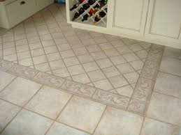 kitchen tile floor border ideas ceramic borders u2013 thematador us