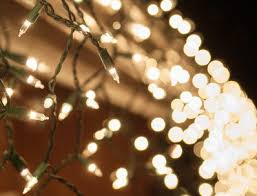 two tone mini christmas lights deck lighting ideas with brilliant results yard envy