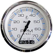 johnson outboard tachometer ebay