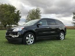 2012 chevrolet traverse overview cargurus