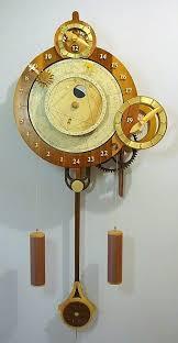wood wall clock plan free wooden wall clock plans stylish wooden