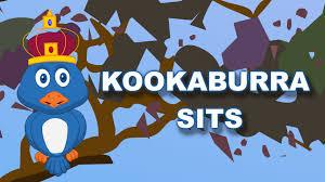 kookaburra sits in the old gum tree original song with lyrics