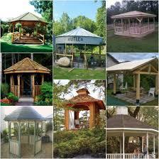 Design Ideas To Make Gazebo 12 Diy Backyard Gazebo Designs And Ideas