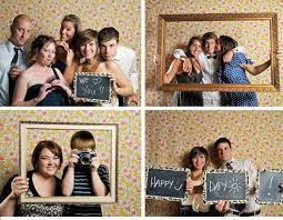 diy photo booth frame lovelygirls weddings events diy photo booth wall