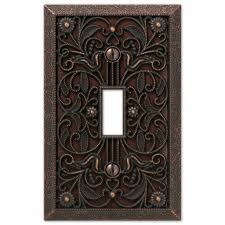 wall switch plate covers decorative amerelle wall plate ebay model