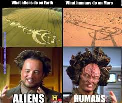 Ancient Alien Meme - ancient aliens your opinions