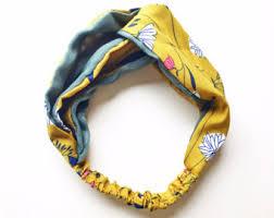 fabric headband fabric headband etsy