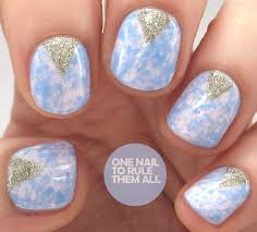one nail to rule them all paint all the nails presents pantone
